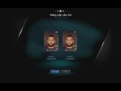 Fifa Online 3 - Upgrade card +5 Dani Alves