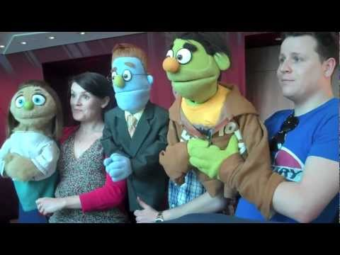 Avenue Q Is Coming To Dublin - An Interview With The Cast video