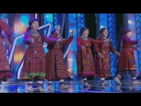 euronews le mag - Grannies groove into Eurovision