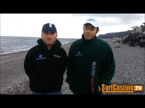Gara di pesca dalla spiaggia in Sicilia – Evento TM Fishing parte 1di2
