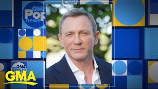Daniel Craig's on-set injury suspends filming of new 'James Bond' movie | GMA