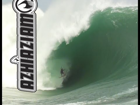 HEAVIEST WAVES EVER RIDDEN! TEAHUPOO Mega Swell Azhiaziam.com