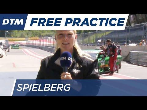Highlights - Free Practice 3 - DTM Spielberg 2016
