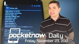 Nexus 4 LTE Tweak, Black Friday Deals, Lumia 920 Sales & More - Pocketnow Daily