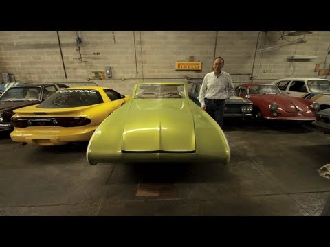 The Most Eccentric Car Collection, Uncut -- JALOPNIK ON DRIVE