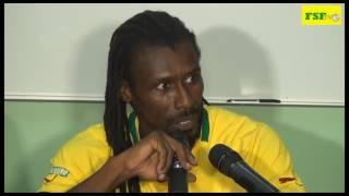 Mondial 2018 | Aliou Cissé - Conférence de presse