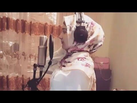 Чеченка поет *❤* Радима Хаджимурадова - Нохчичоь...new