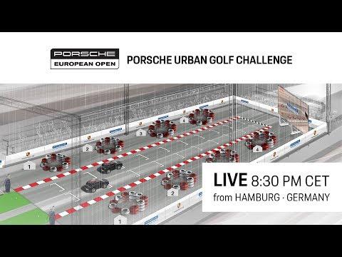 Live Porsche Urban Golf Challenge 2019