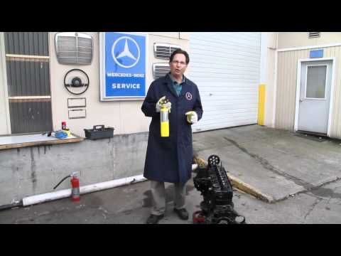 Removing Stuck Bolts. Fasteners and Components with a Gas Blow Torch