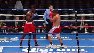 Efe Ajagba vs. Rodney Hernandez FULL FIGHT (Footage Courtesy of PBC)
