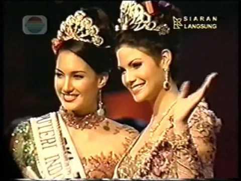 Grand Final Puteri Indonesia 2005 part 8
