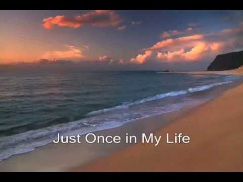 Beach Boys - Just Once in my Life