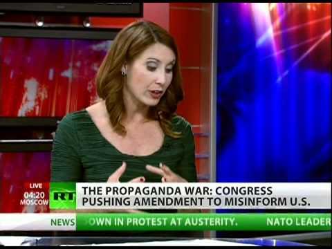 NDAA 2013: Congress approves domestic propaganda