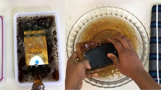Moto G4 Play Coca-Cola Freeze Test 20 Hours! Will It Survive ?