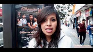 Obsecion La Pelicula de MARCOS OTAVALO ft KIKE JAV (vlog)    Jenny QS