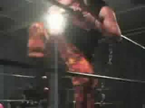 2CW: Presents Brother Runt vs. Isys Ephex in a Dog Collar Match taped on 9-16-2006 in Syracuse, NY at The Pastime Athletic Club.