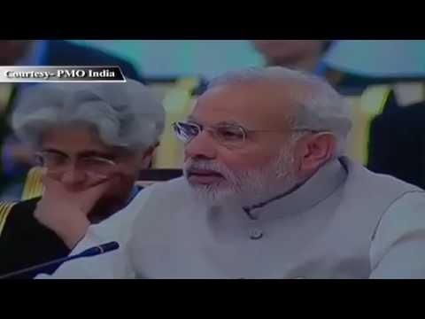 PM Shri Narendra Modi's speech at SCO Summit 2016 in Tashkent, Uzbekistan