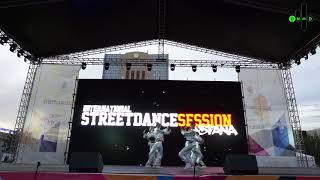 Hip Hop Show Beginners SA Team