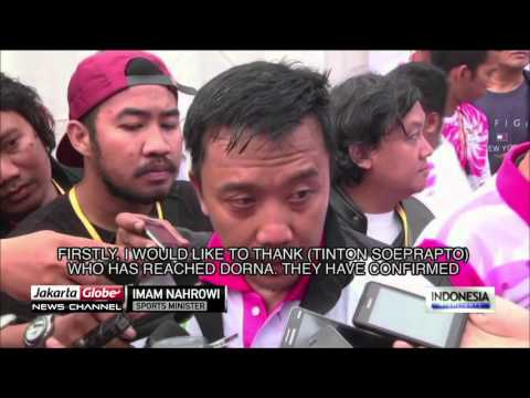 Sports Minister: Indonesia Will Host 2017 Moto-GP