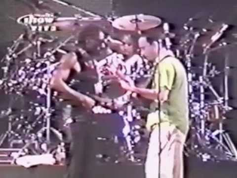 Dave Matthews Band - 1/20/01 - Rio, Brazil - [Complete] - [Custom VHS] - Largest Crowd
