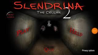 Играя Slendrina: The Cellar 2 2018