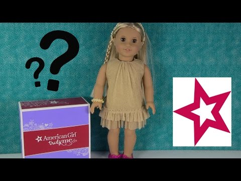 AG Mod Monster Costume Outfit Review & Unboxing American Girl 18