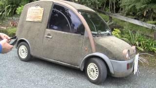 Nissan S-Cargo: Безумные фишки