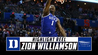 Zion Williamson Dunks: Every Slam From Duke's 2018-19 Season | Stadium