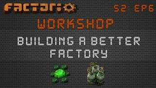 Factorio Workshop Season 2 - Building A Better Factory :: Dutch Duke's Kovarex Enrichment