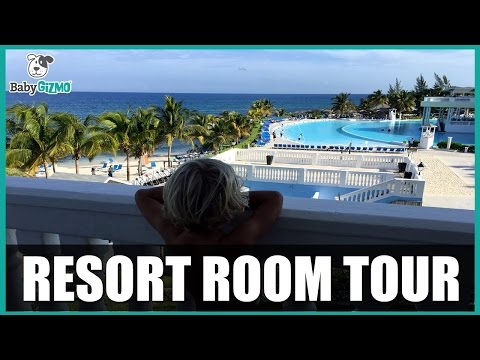 TRAVEL: GRAND PALLADIUM JAMAICA RESORT & SPA ROOM TOURS