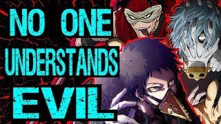 What is Evil? (My Hero Academia)