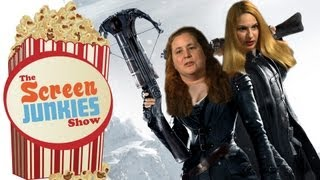"Real Witches Against ""Hansel & Gretel: Witch Hunters"""