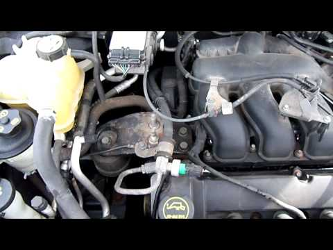 2002 Ford Escape XLT 3.0L V6 Exhaust Leak Trouble.MP4