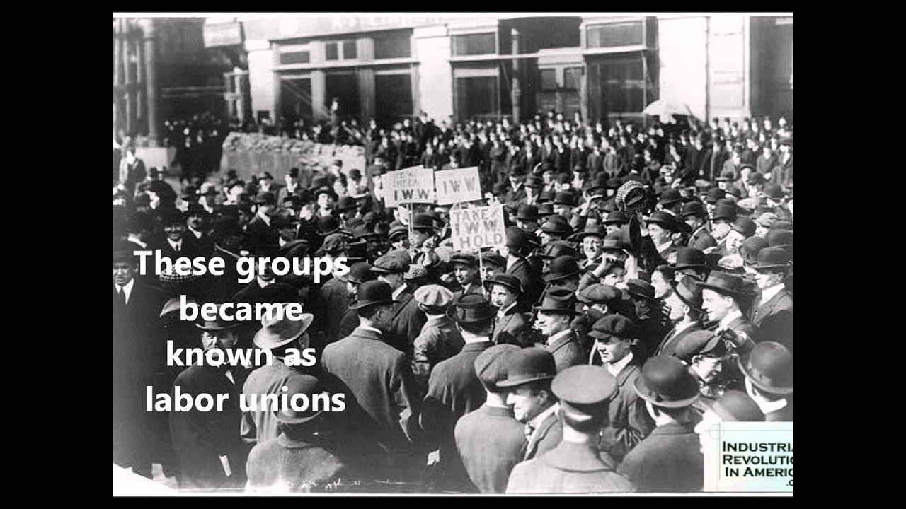 Unit I Labor Unions
