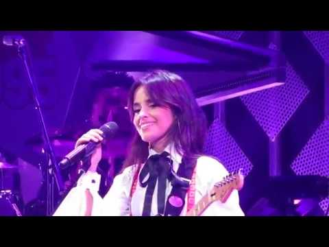 Camila Cabello - Never Be the Same live Jingle Ball