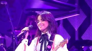 Camila Cabello   Never Be the Same live Jingle Ball