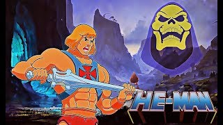 10 Things You Didn't Know About HeMan