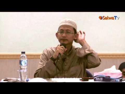 Keikhlasan Oleh:Ustadz Badrusalam,Lc - Part 1