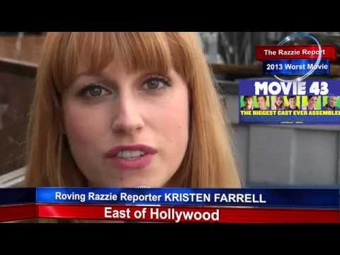 Razzie Reporter Unearths Makers of MOVIE 43