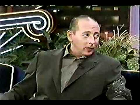 Paul Reubens 1999 Jay Leno Interview