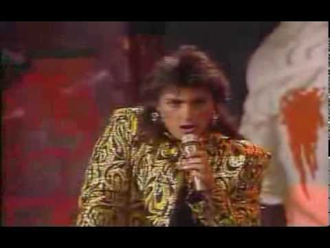Laura Branigan - Self Control & Spanish Eddie 1985 video