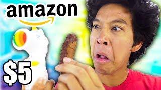 $5 Weird AMAZON Toys & Things!