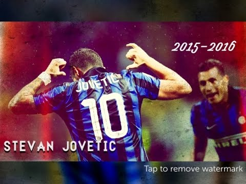 Stevan Jovetic 2015-2016 HD new Star Of Inter