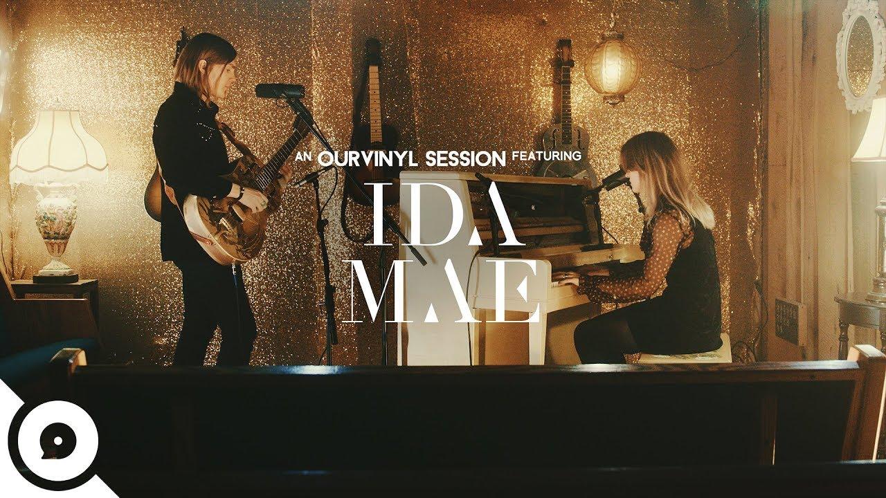 "Ida Mae - 「OurVinyl Sessions」にて""My Girl is a Heartbreak""を披露 アコースティックセッション映像を公開 thm Music info Clip"