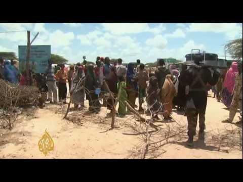 UN continues relief in Somalia