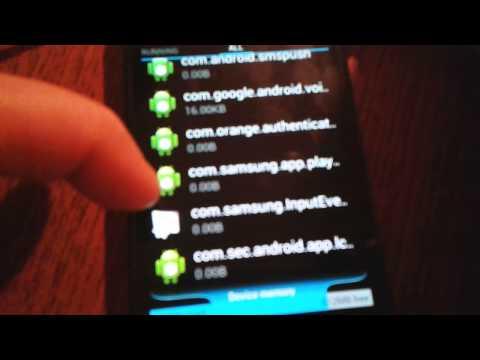 Samsung Galaxy S2 Como arreglar insuficiente memoria o almacenamiento- Actualizado Ago 14 (español)