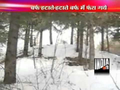 BSF Officer Killed, Six Men Missing In Kupwara Avalanche