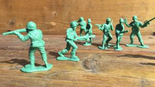 Army Men: Operation War Game(Stop Motion)