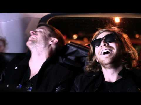 NIGHTCAP NZ 2010 - Tour Doco Ft Adam Freeland & Nero.