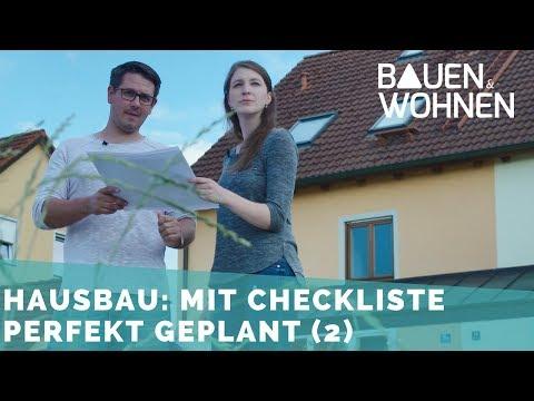 Hausbau: sicher bauen mit Checkliste - Bauherren erzählen Ihre Geschichte (2)